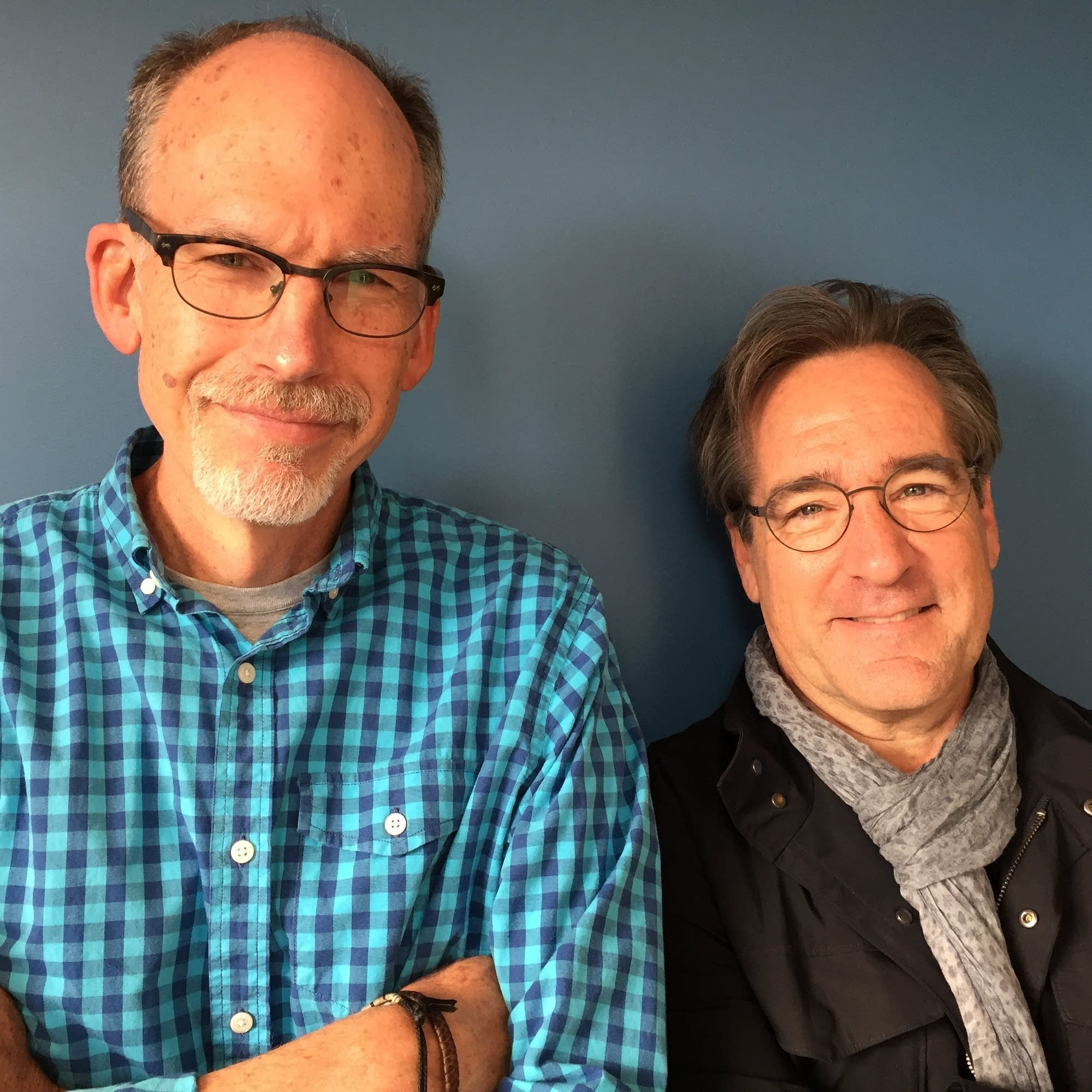 Mike Pengra and Richard Shindell