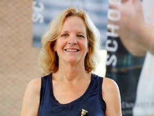 Trumpet professor Marissa Benedict