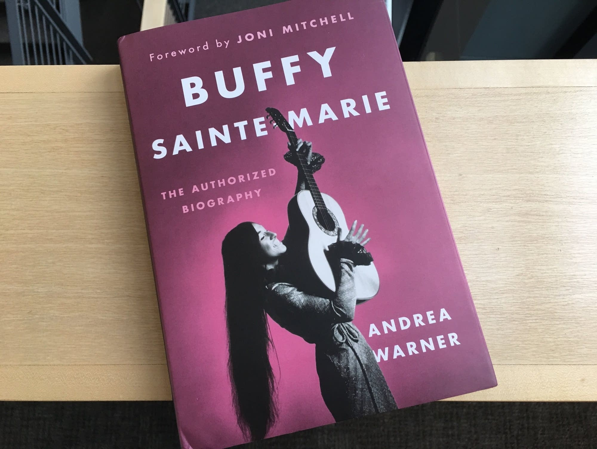 'Buffy Sainte-Marie: The Authorized Biography.'