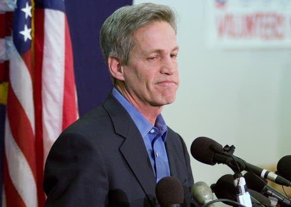 Senator Coleman dicusses the election results