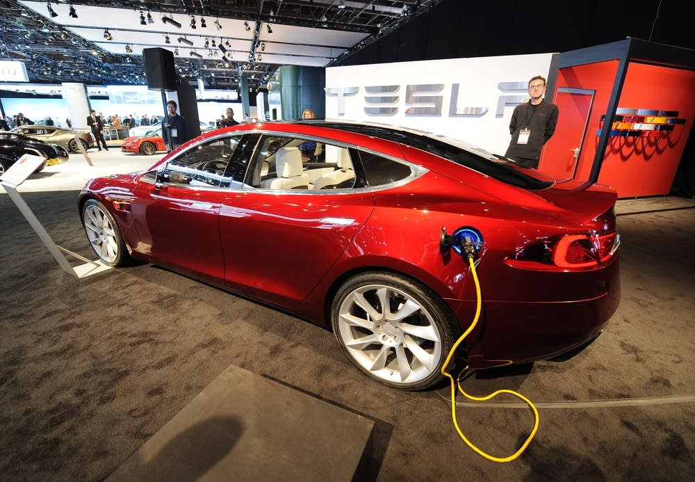Are electric cars practical in minnesota minnesota public radio news the tesla model s electric car malvernweather Gallery