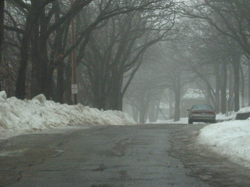 Fergus Falls street