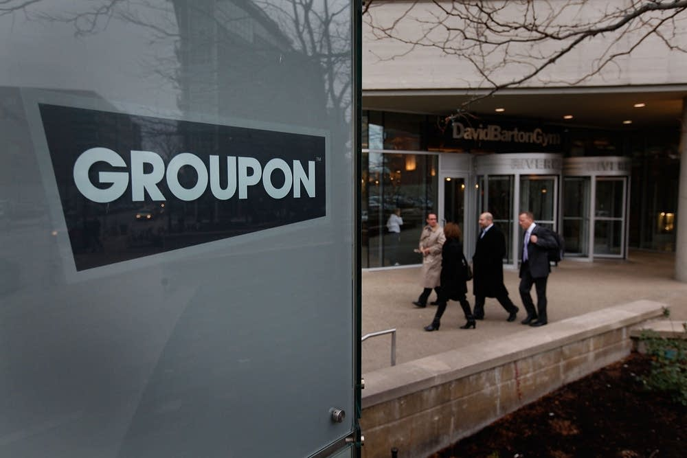 Groupon HQ in Chicago
