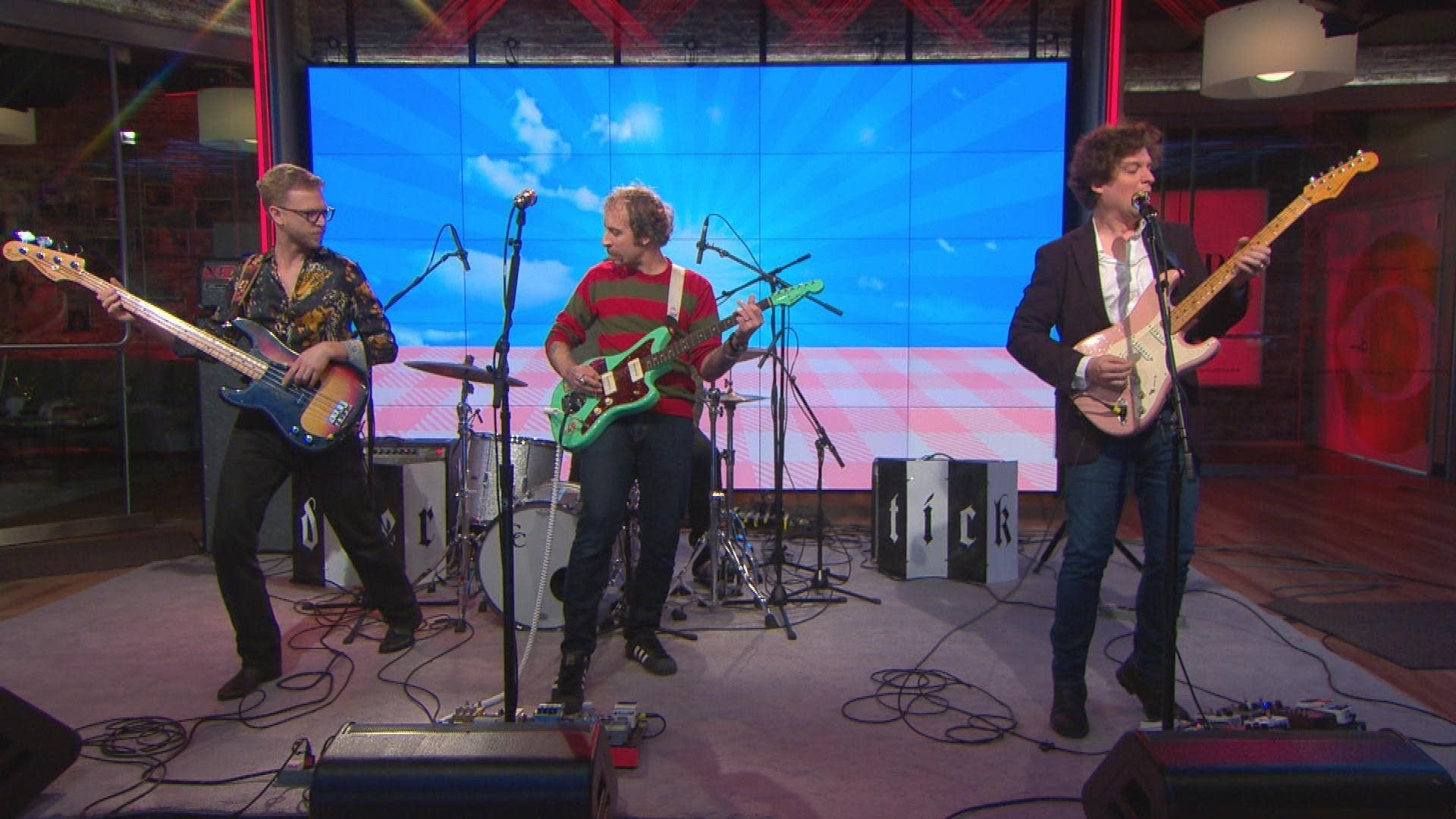 Deer Tick on CBS This Morning: Saturday Sessions