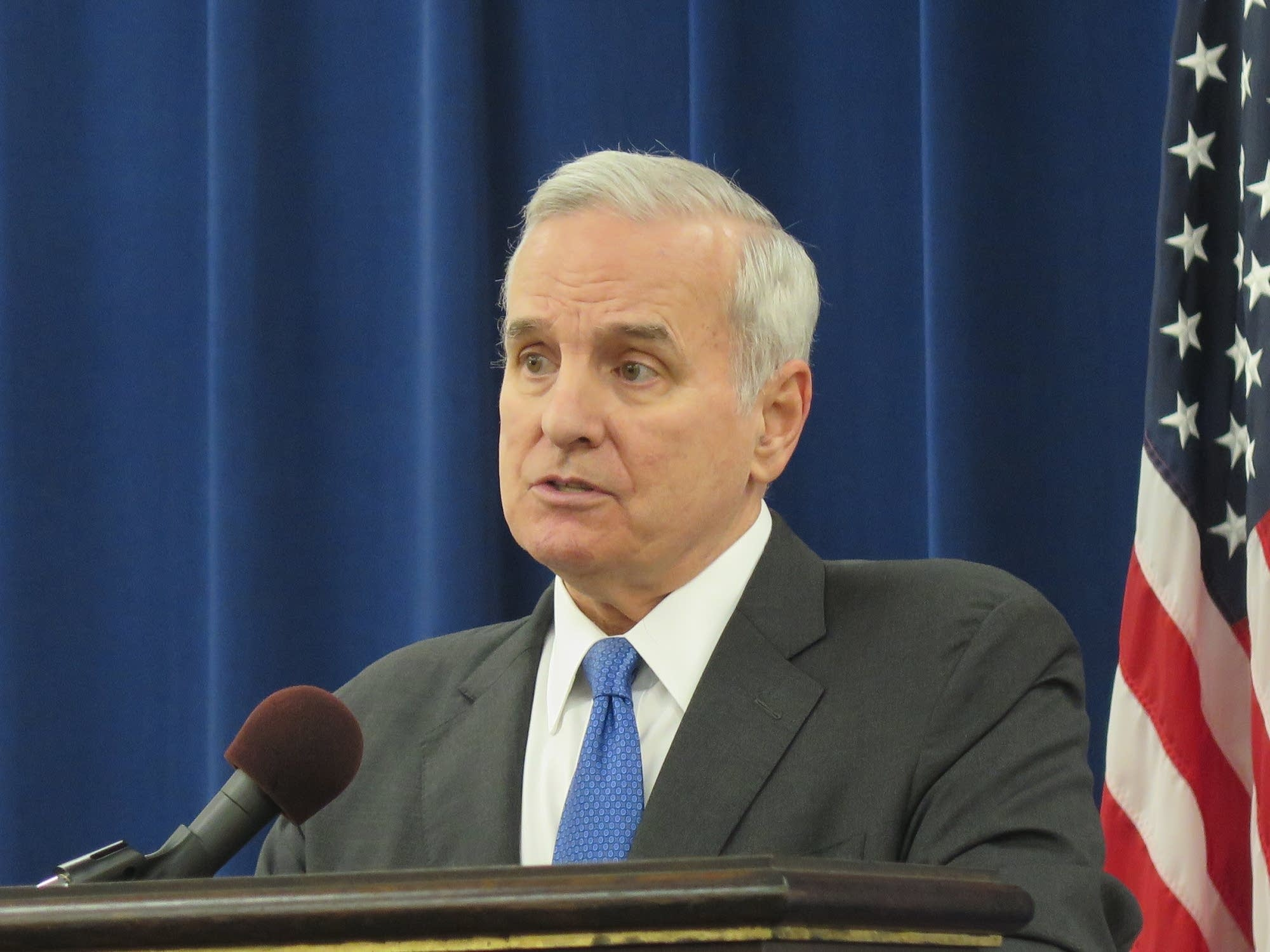 DFL Gov. Mark Dayton
