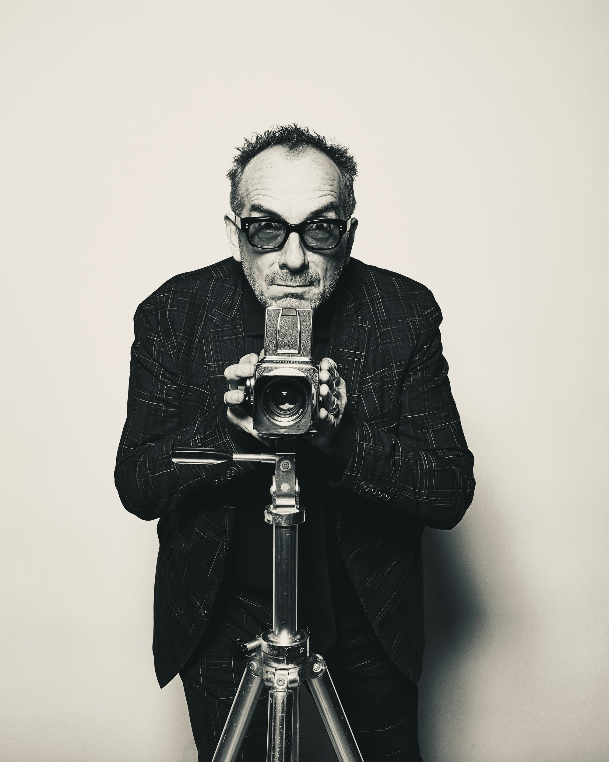 Elvis Costello 2021 press photo