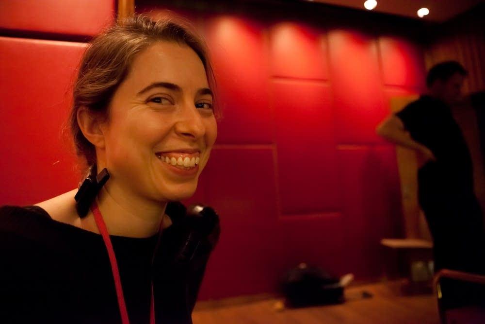 Digital Producer Marina Vidor