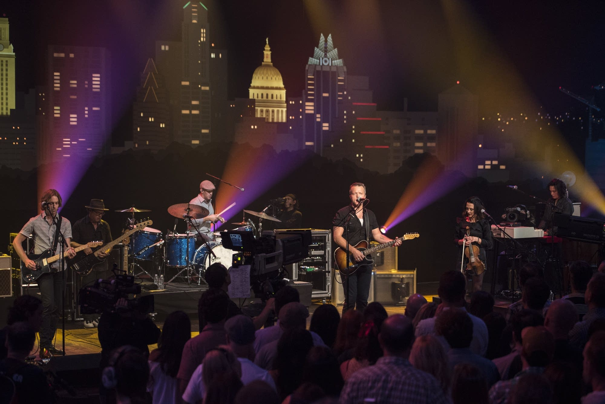 Jason Isbell and the 400 Unit on 'Austin City Limits'