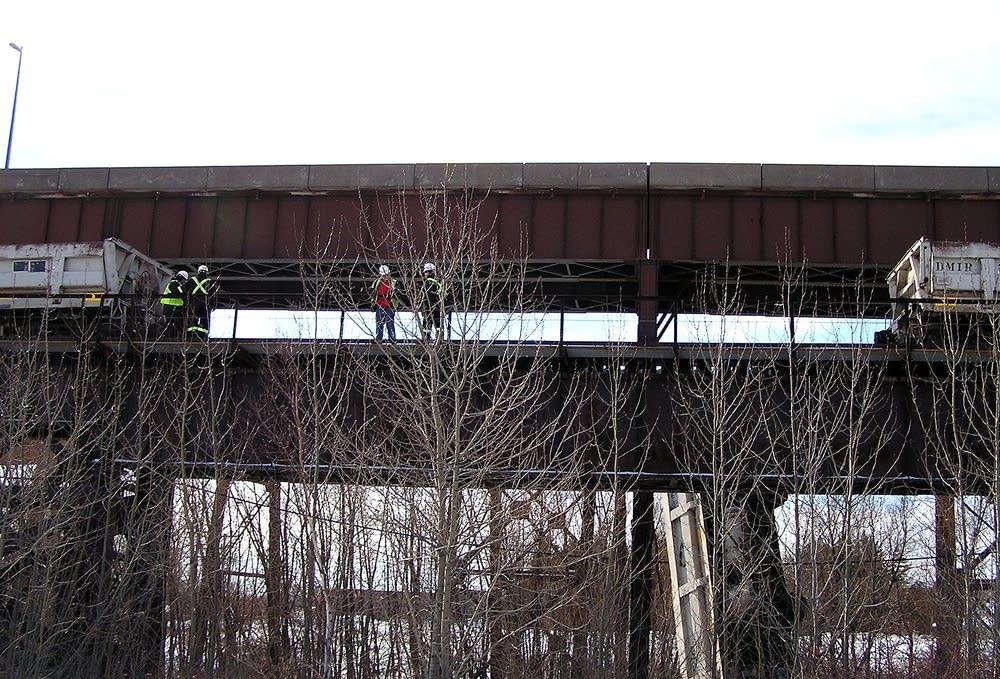 West Duluth derailment