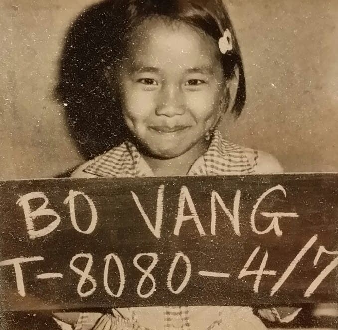 Bao Vang left Thailand for the U.S. at 10.