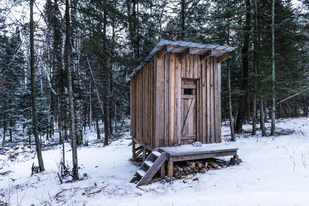 Sauna building