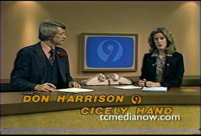 Harrison, Hand