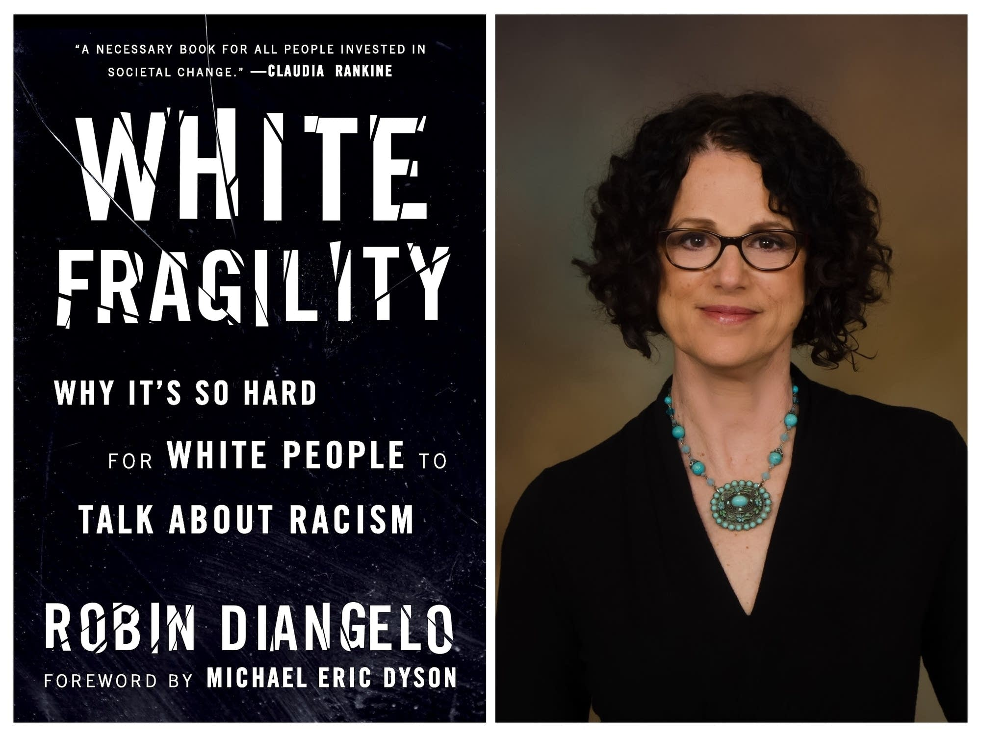 Michael Brown on For Those Who Love Justice, 'White Fragility' Cannot be an Issue