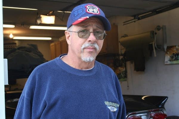 Local resident Bob Brown.