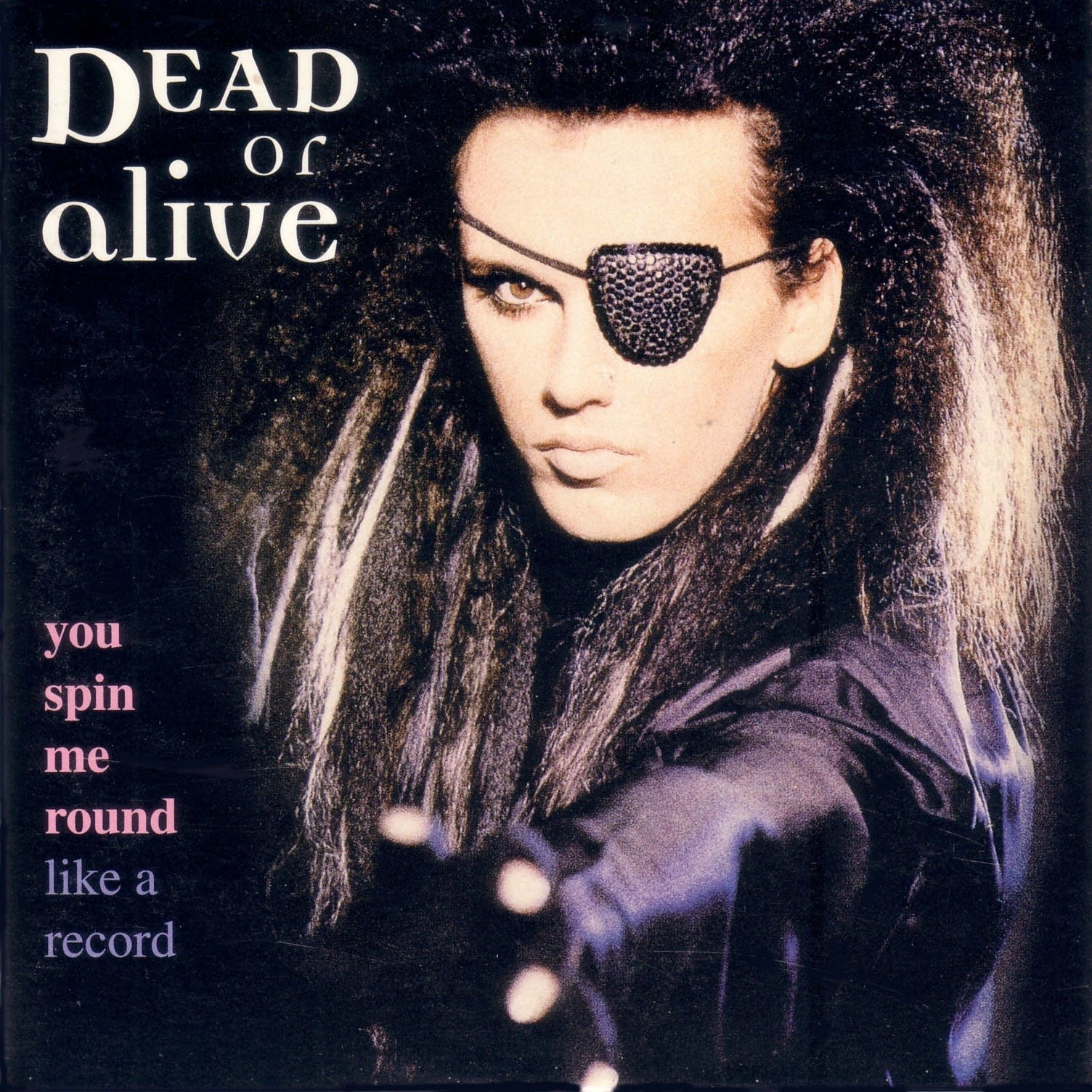 Art for Dead or Alive's 'You Spin Me Round'