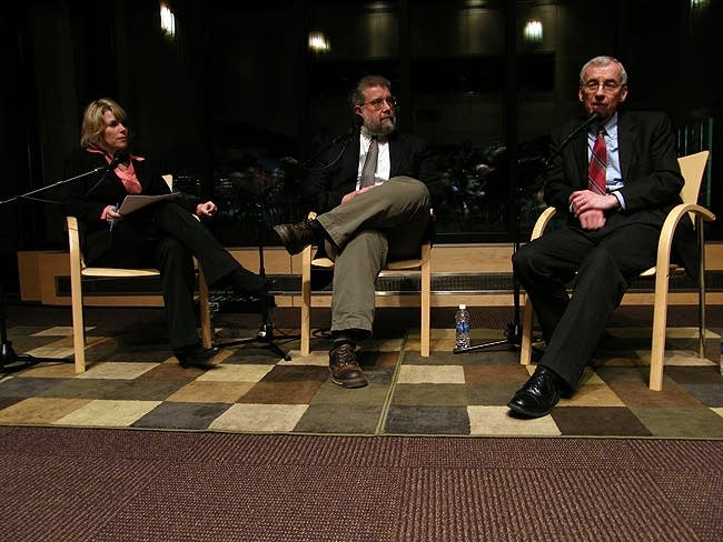 Broadcast Of Ubs Forum Discussion On Global Terrorism Mpr News