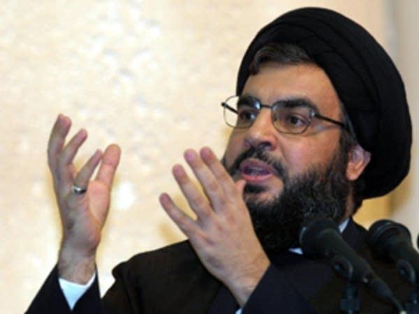 Hezbollah Secretary General Sheikh Hassan Nasralla
