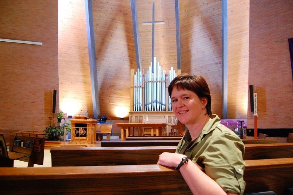 Pastor Nancy Emerson