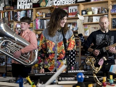 694c7c 20180307 anna meredith tiny desk concert