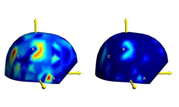 PTSD brain scans
