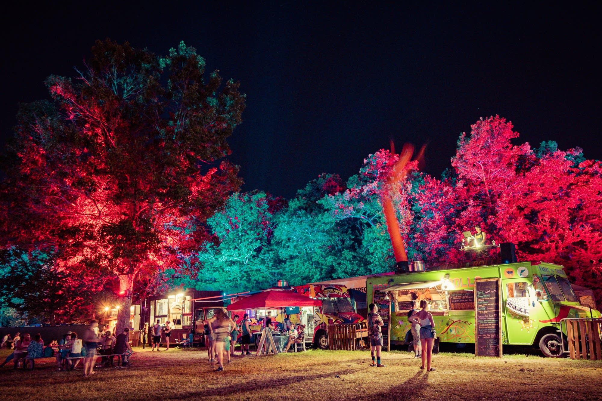 Bonnaroo Music and Arts Festival press photo