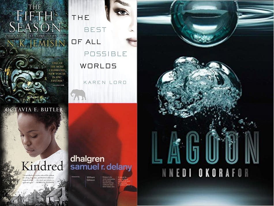 Sci-fi books to read right now