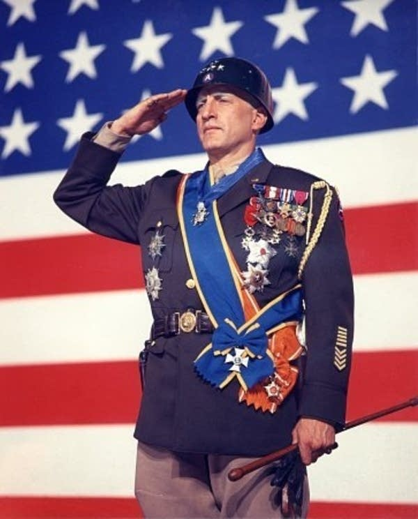 """Patton"" Goerge C. Scott 1970 / 20th"