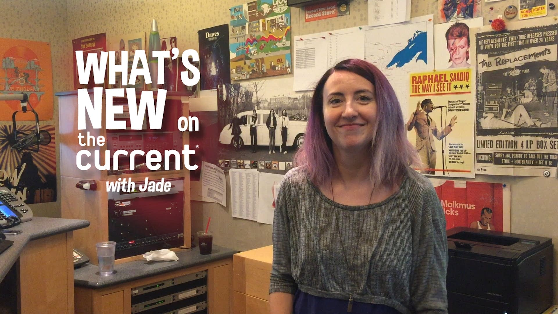 What's New on The Current with Jade