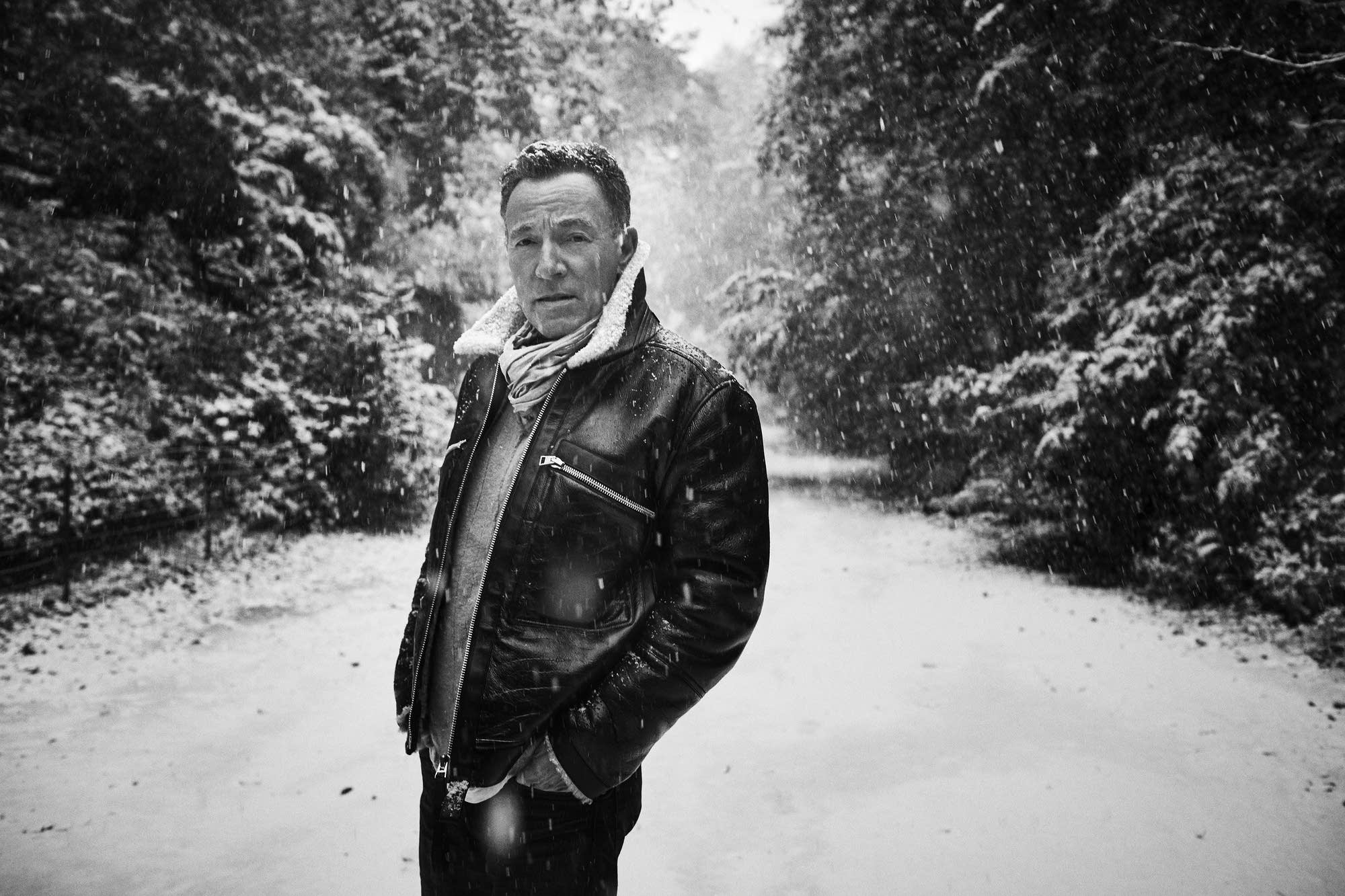 Bruce Springsteen - press photo 2020