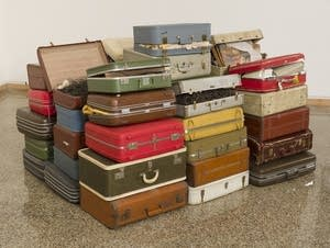 Joel Ross' Room 28 is part of the Weisman Art Museum's Baggage Claims
