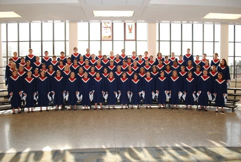 Armstrong Concert Choir