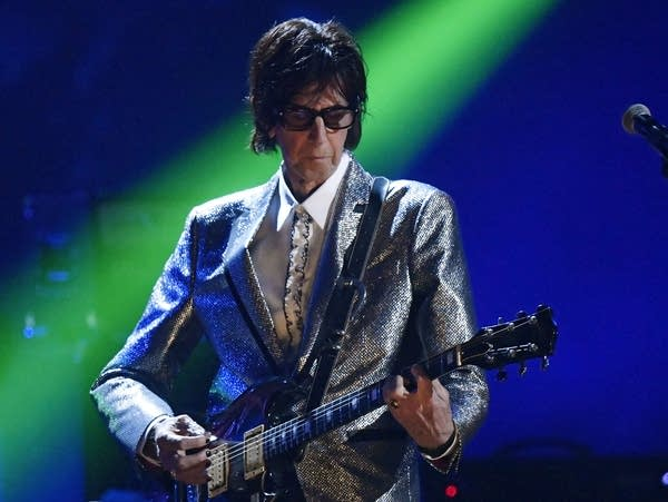 Ric Ocasek from the Cars