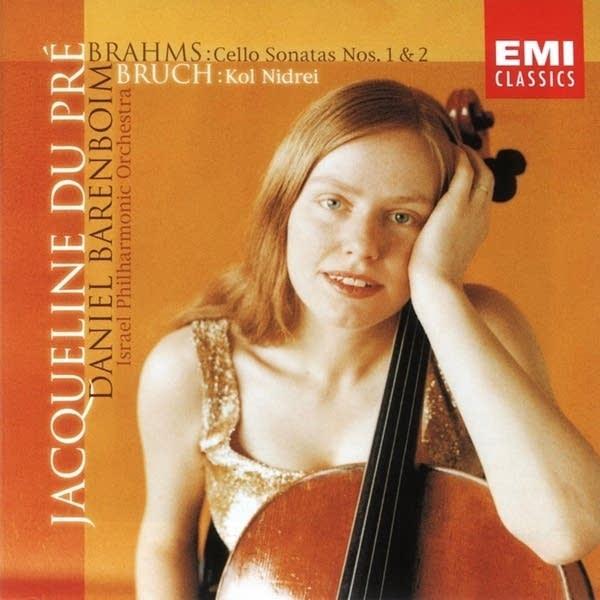 Jaqueline Du Pre: Brahms, Bruch