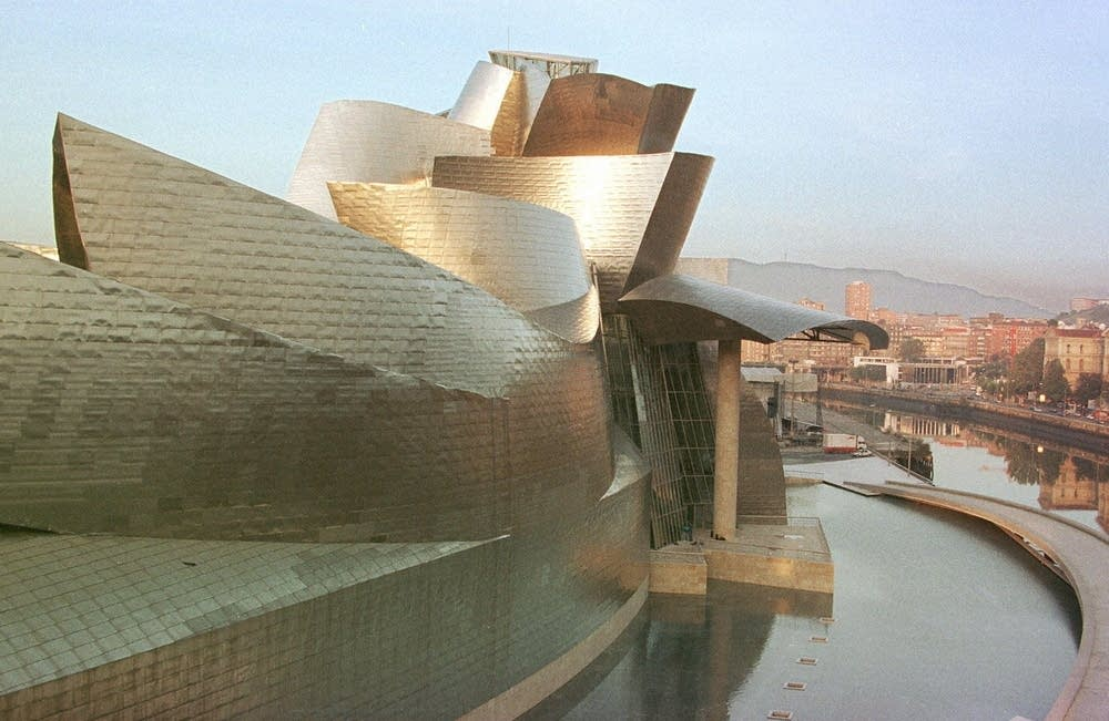 Guggenheim in Bilbao