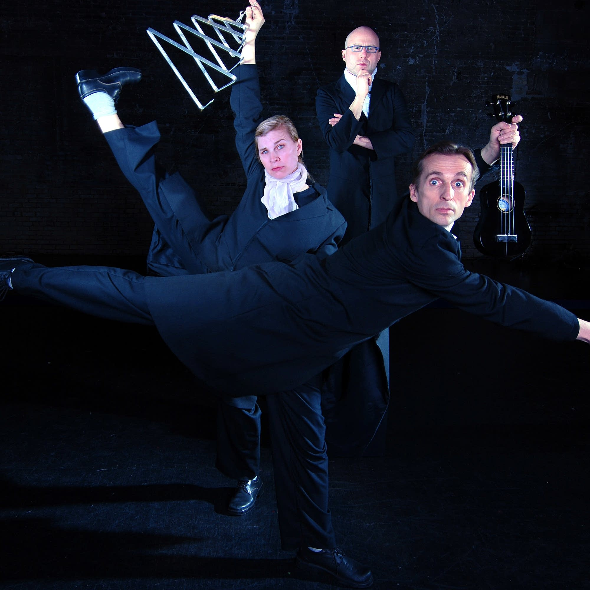 The Percussion Project, Flying Foot Forum