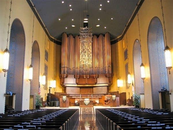 1997 Schoenstein/1st Plymouth Congregational Church, Lincoln, NE