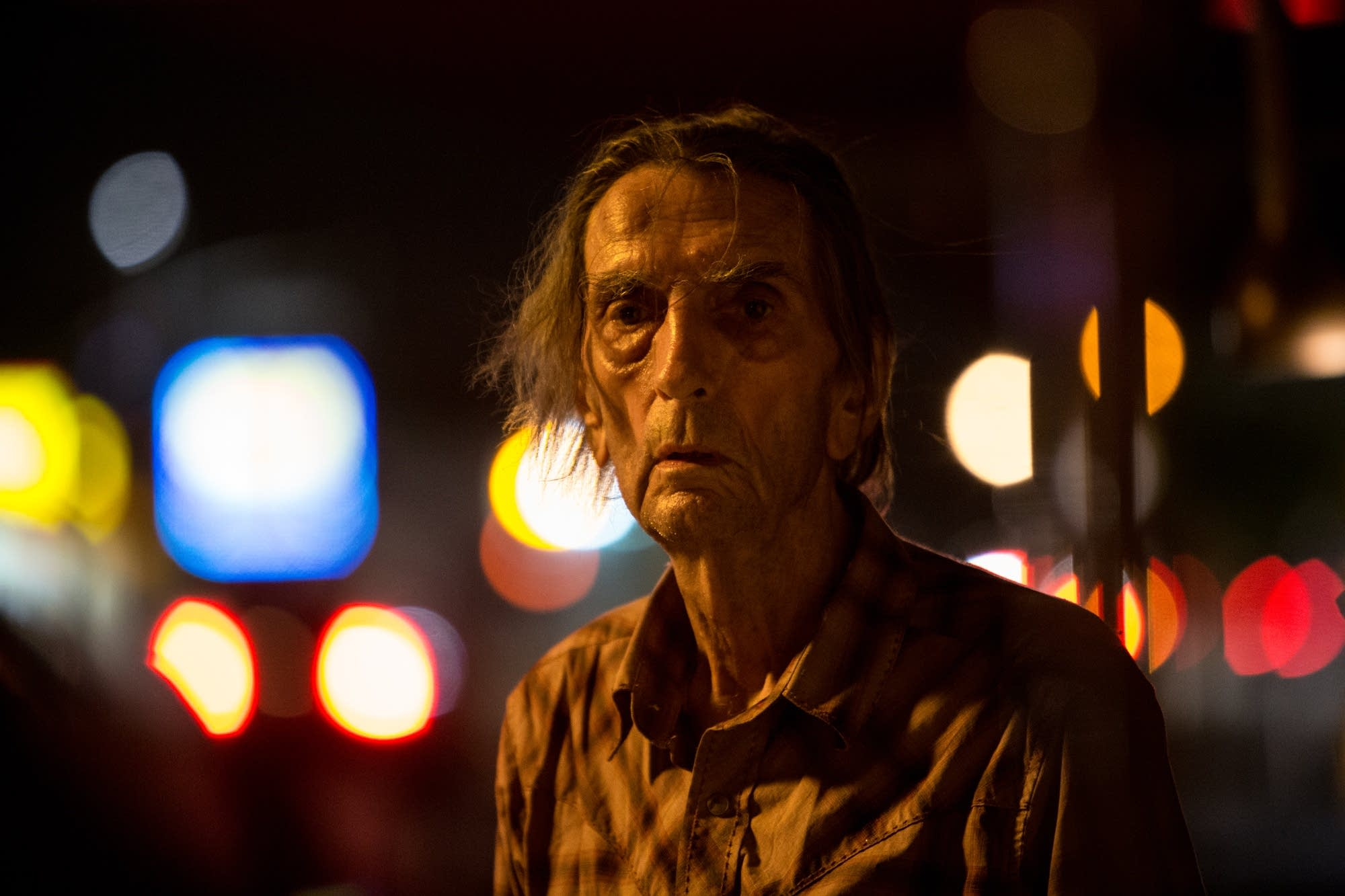 Harry Dean Stanton in 'Lucky.'