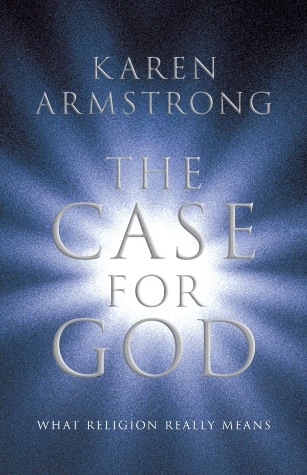 Karen Armstrong's latest book,
