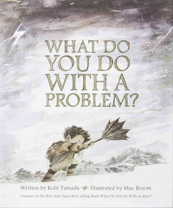 Julie's Library: What Do You Do with a Problem?