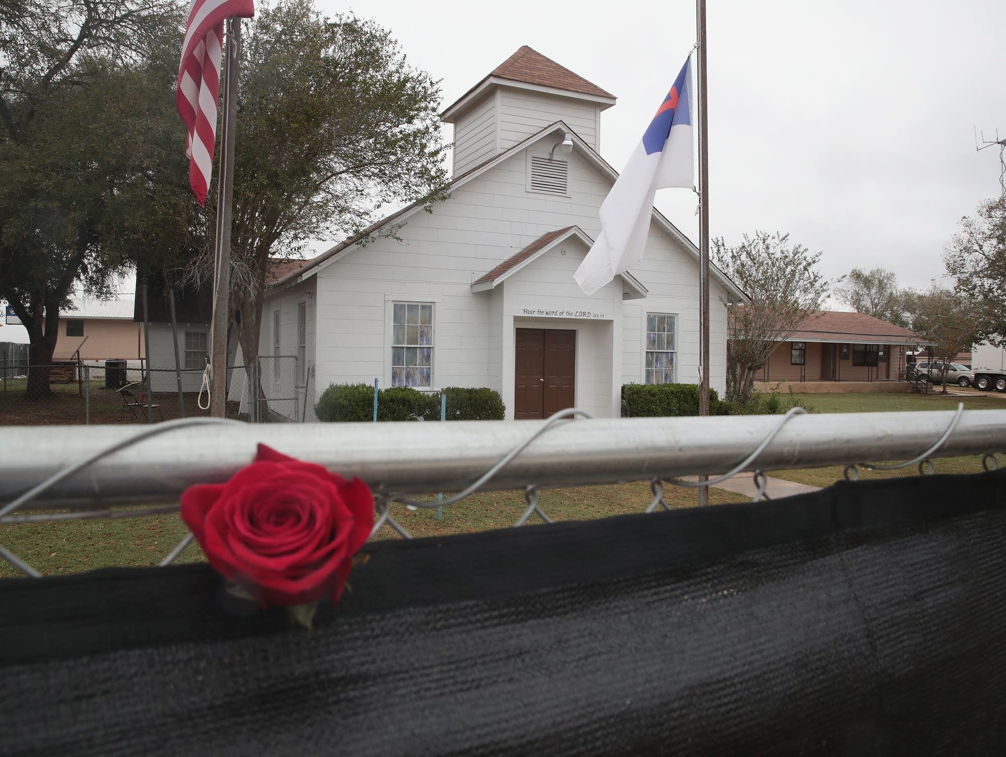 First Baptist Church opens to public, week after mass shooting