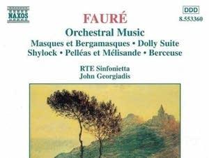 Gabriel Faure - Masques et Bergamasques: IV. Pastorale