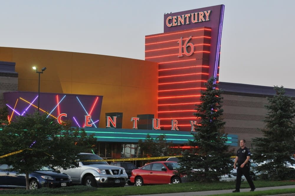 The Century 16 movie theater