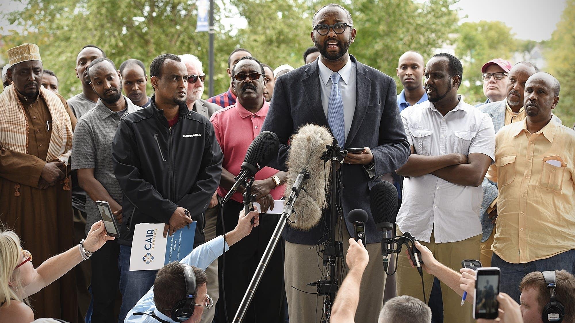 Somali-American community leaders