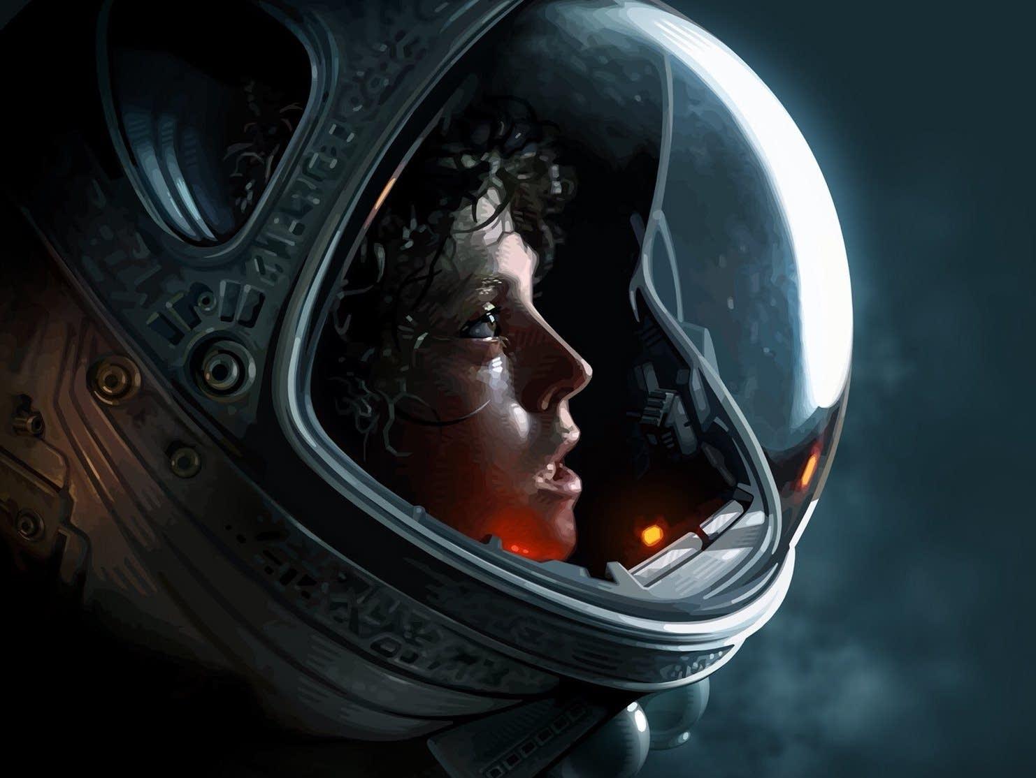 Sigourney Weaver stars in the 1979 film 'Alien.'