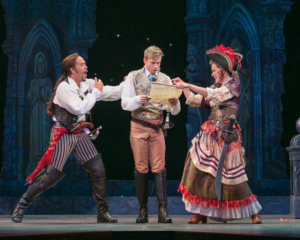 The Pirates of Penzance: O'Neill, Herdlicka, Rodau