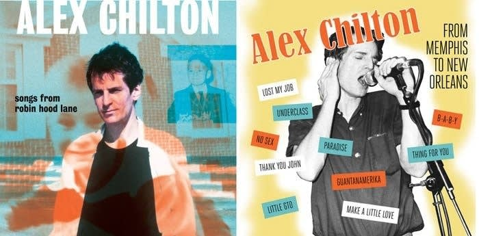 Alex Chilton reissues