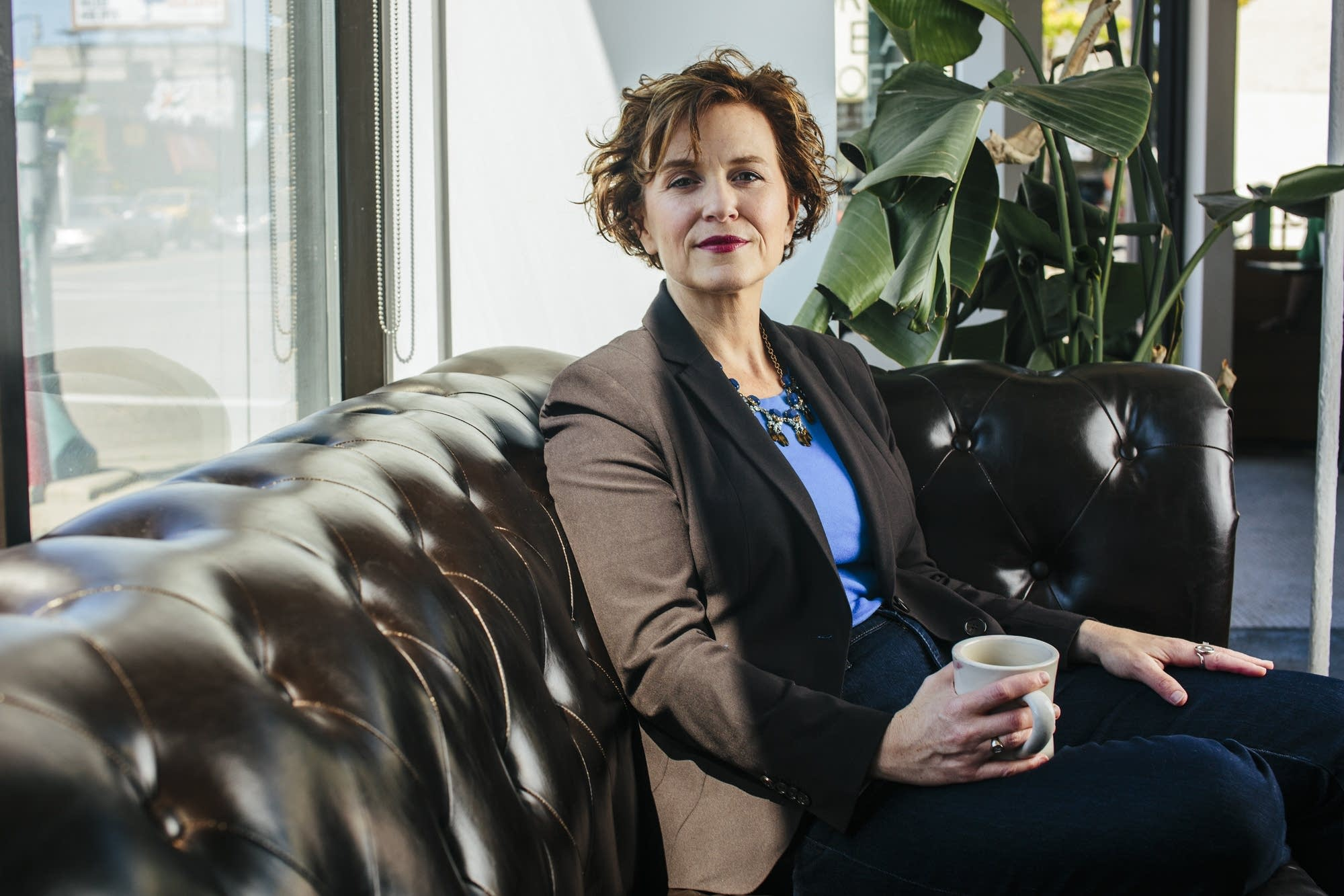 Minneapolis Mayor Betsy Hodges.