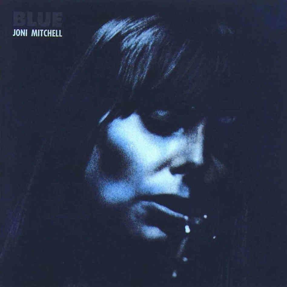 Joni Mitchell Blue