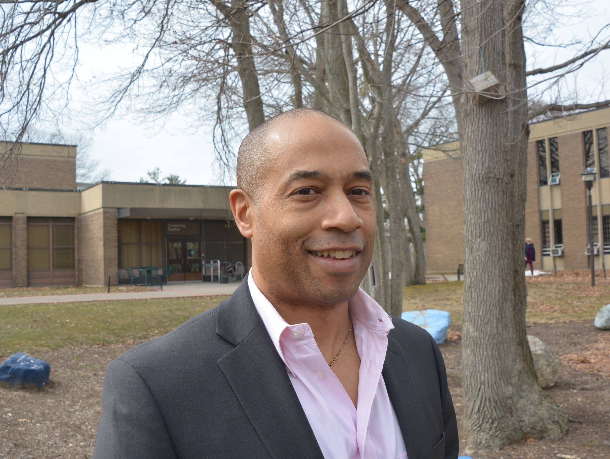Derek Peterson, Stony Brook University class of 1988.