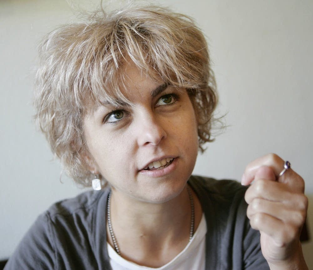 Minnesota Book Awards finalist Kate DiCamillo
